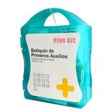 Botiquín Blue Kit Primeros Auxilios X 44 Objetos