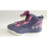 Tenis Under Armour Jet Mid Basketball