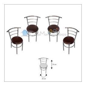 Juegos 4 Sillas Para Comedor En Oferta Restaurante Cafeteria
