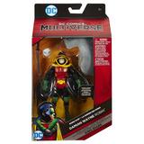 Dc Comics Multiverse Damian Wayne Robin Baf King Shark 2017