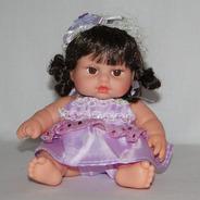 Boneca Decorativa - Lilás