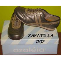 Zapatillas Azaleia (nuevo) Super Oferta Todo Junto - Emk
