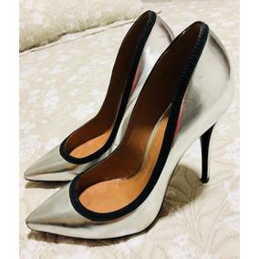 a2463722f5 Scarpin Bico Fino Uva Schutz Feminino Scarpins - Sapatos no Mercado ...