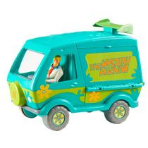 Scooby Doo Maquina Misteriosa Con Fred De Intek