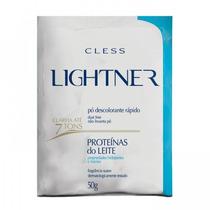 Lightner Pó Descolorante Rápido - Proteínas Do Leite 50g