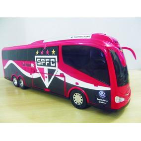 Miniatura Ônibus São Paulo Futebol Clube - Times De Futebol