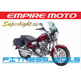 Manual Despiece Usuario Empire Superlight 150 2006 - 2010