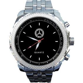 Relógio Mercedes Benz Caixa Breitling 5276g Impacto Relógios