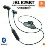 Auriculares Con Microfono Bluetooth Jbl E25bt Running