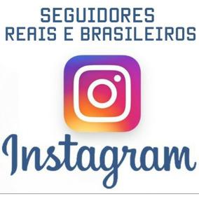 (20.000) Seguidor No Seu Instagram / Perfil (reais E Br)