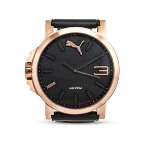 Reloj Puma Dorado Ultrasize 50mm