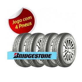 Kit Pneu Bridgestone 175/70r13 Seiberling Sr 82s 4 Unidades