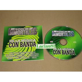 Las Inmortales De La Musica Con Banda 00 Mcm Machos Maguey