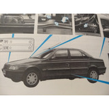 Manual De Peugeot 405 Carburador Año `1993/94 - Original
