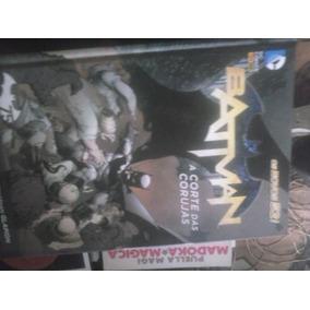 Batman A Corte Das Corujas - Edição De Luxo Em Capa Dura