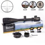 Mira Telescopica Bushnell 6-24x50 Aoeg Airsoft Paintball
