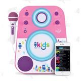 Juguete Karaoke Con Bluetooth Sing Along Generic Xtr C