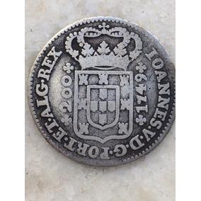 Moeda Portuguesa De 12 Vinteis 1749