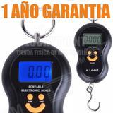 Balanza Digital Portatil Equipajes Original Irrompible 50 Kg