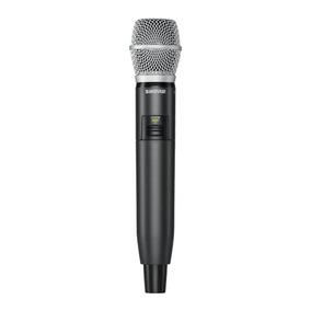 Microfono Inalambrico Shure Glxd2/sm86 Sin Receptor Msi!