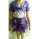 Disfraz O Traje De Violetta