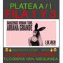 Entradas Ariana Grande Platea A/i Fila 1y3 Mercadolider Gold