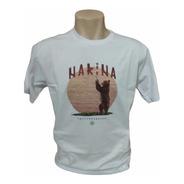 Camiseta Unissex Narina Urso Califórnia