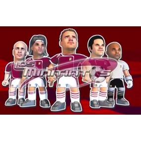 Minitintos Figuras De Coleccion De Futbol