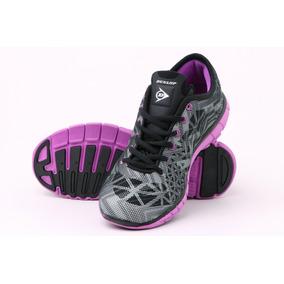 Zapatillas Dama Dunlop Gym Gimnasio Casual Viví- Deportes