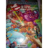 Cazafantasmas Comic Libro Historieta