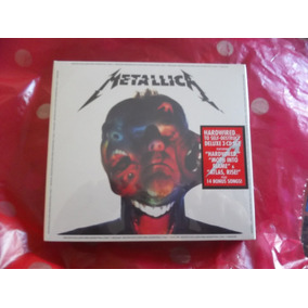Metallica (cd Nuevo Triple Deluxe 2016) Hardwired... To S