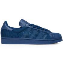 Tenis Superstar Originals Triple Hombre Adidas Bb3695