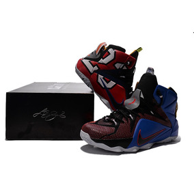 Tênis Nike What The Lebron James12 Original Novo Na Caixa