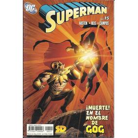 Superman Muerte En El Nombre De Gog! 14º Dc Comics Lord Toys