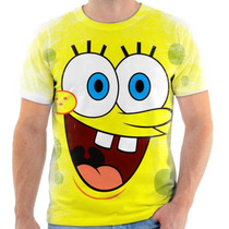 Camiseta Bob Esponja - 03