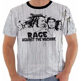 Camiseta Rage Against The Machine The Battle Of Los Angeles