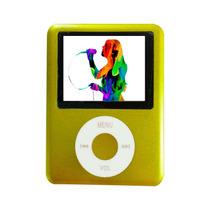 Mp3 Mp4 De 8gb Memoria 5ta Generacion Musica, Videojuegos...