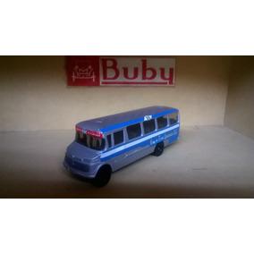Buby 1/43 Colectivo M.benz 1114 Impecable C/estuche
