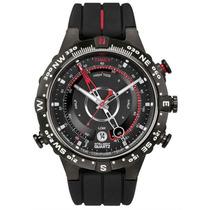 Relógio Timex Tábua De Maré, Termometro, Bússola T2n720ww