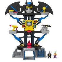 Juguete Para Niños Baticueva Imaginext Fisher Price Batman