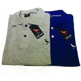 Kit 10 Camisas Polo Luxo Camisetas Masculinas Atacado