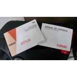 Manuales Yamaha Dt 125 Y 175