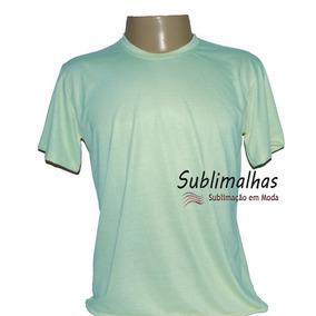 20 Camisas Sublimação - 100% Poliéster