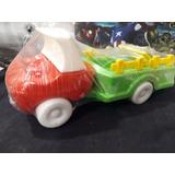Camion Baby Granja Sin Animales Muñecos E & B