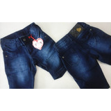 6 Shorts Jeans Juvenil Feminino Azul
