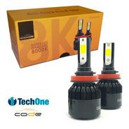 Kit Super Led Techone 12v 24v H1 H3 H4 H7 H8 H11 Hb3 Hb4 H27
