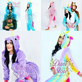Pijamas Animals ! Unicornio , Panda , Stich , Etc