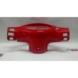Mascara Cubre Tablero Gilera Estilo Original Rojo Mr Motos