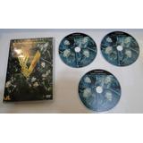 Dvd - Vikings 5ª Temporada - Parte I (3 Dvd