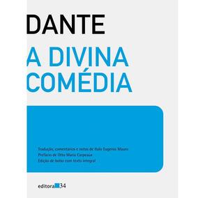 A Divina Comédia - Livro Dante Alighieri